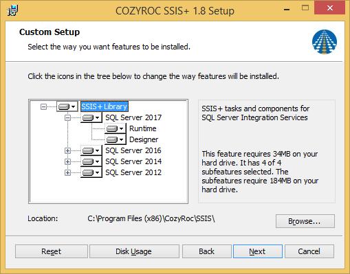 SQL Options